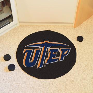 Picture of UTEP Puck Mat