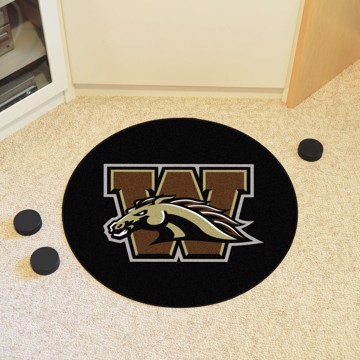 Picture of Western Michigan Puck Mat