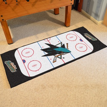 Picture of NHL - San Jose Sharks Rink Runner