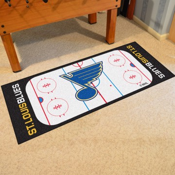 Picture of NHL - St. Louis Blues Rink Runner