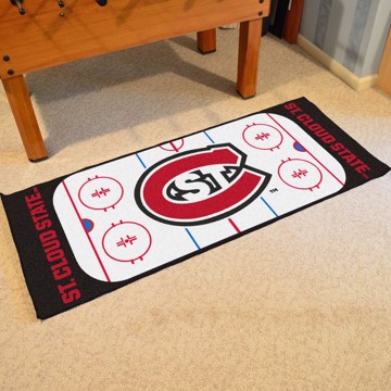 Picture of St. Cloud State Rink Runner