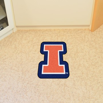 Picture of Illinois Mascot Mat