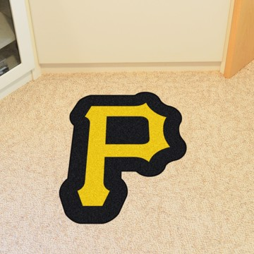 Picture of MLB - Pittsburgh Pirates Mascot Mat
