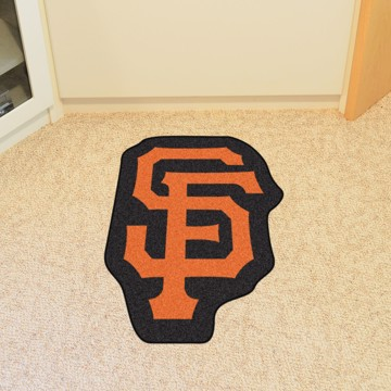 Picture of MLB - San Francisco Giants Mascot Mat