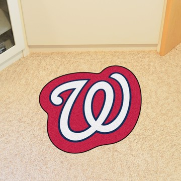 Picture of MLB - Washington Nationals Mascot Mat