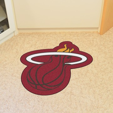 Picture of NBA - Miami Heat Mascot Mat