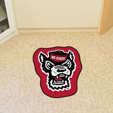 Picture of NC State Mascot Mat