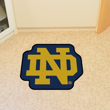 Picture of Notre Dame Mascot Mat