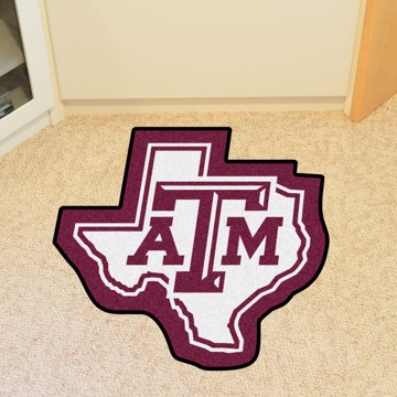 Picture of Texas A&M Mascot Mat