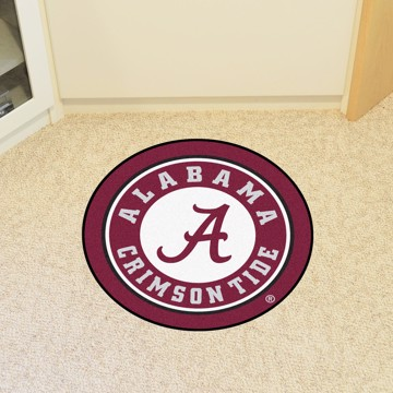 Picture of Alabama Roundel Mat