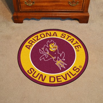 Picture of Arizona State Roundel Mat