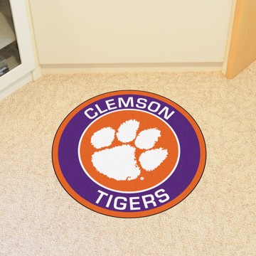 Picture of Clemson Roundel Mat