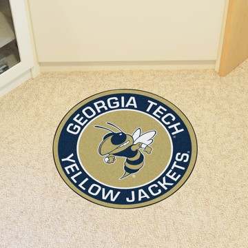 Picture of Georgia Tech Roundel Mat