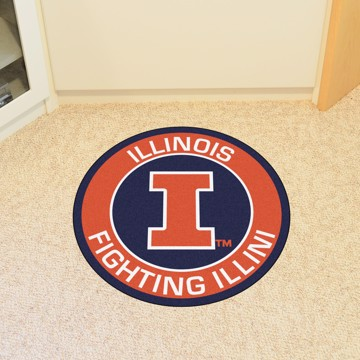 Picture of Illinois Roundel Mat