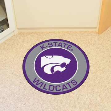 Picture of Kansas State Roundel Mat