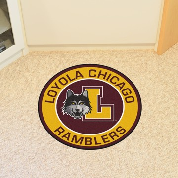 Picture of Loyola Chicago Roundel Mat