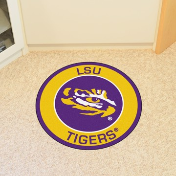 Picture of LSU Roundel Mat