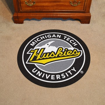 Picture of Michigan Tech Roundel Mat