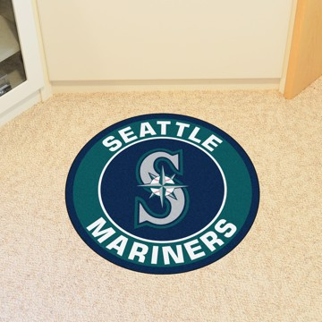 Picture of MLB - Seattle Mariners Roundel Mat