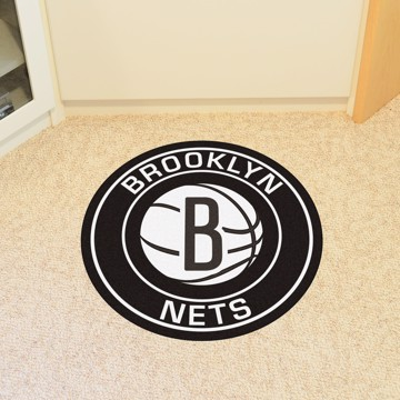 Picture of NBA - Brooklyn Nets Roundel Mat
