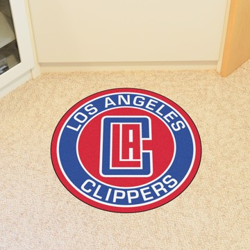 Picture of NBA - Los Angeles Clippers Roundel Mat