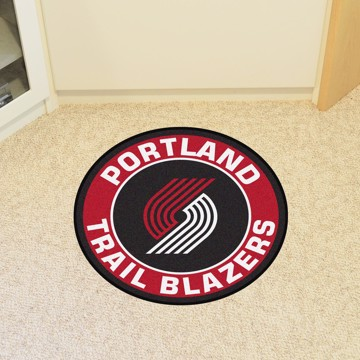 Picture of NBA - Portland Trail Blazers Roundel Mat