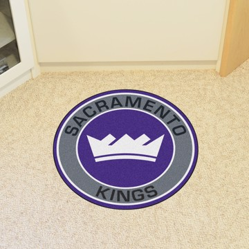 Picture of NBA - Sacramento Kings Roundel Mat