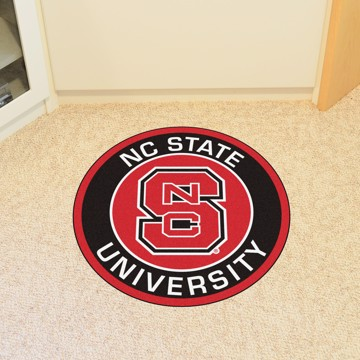Picture of NC State Roundel Mat