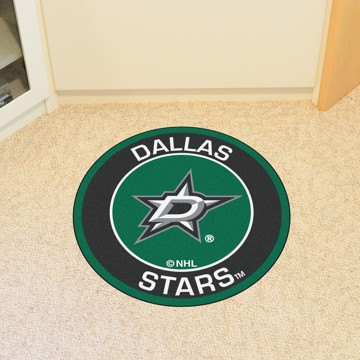 Picture of NHL - Dallas Stars Roundel Mat