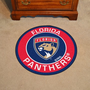 Picture of NHL - Florida Panthers Roundel Mat