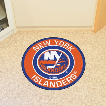 Picture of NHL - New York Islanders Roundel Mat