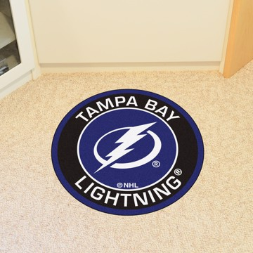 Picture of NHL - Tampa Bay Lightning Roundel Mat