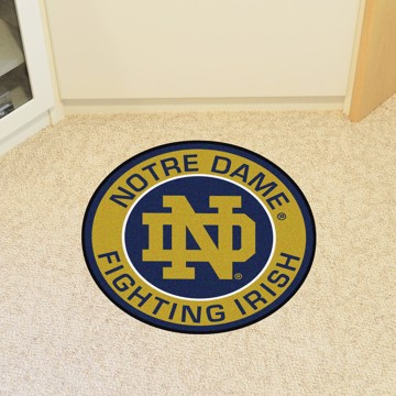 Picture of Notre Dame Roundel Mat