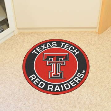 Picture of Texas Tech Roundel Mat