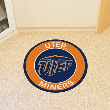 Picture of UTEP Roundel Mat