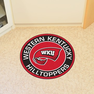 Picture of Western Kentucky Roundel Mat