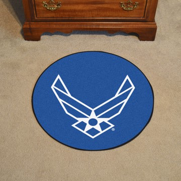 Picture of U.S. Air Force Round Mat
