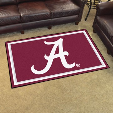 Picture of Alabama 4'x6' Plush Rug