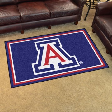 Picture of Arizona 4'x6' Plush Rug