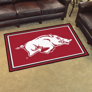 Picture of Arkansas 4'x6' Plush Rug
