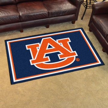 Picture of Auburn 4'x6' Plush Rug