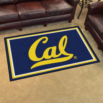 Picture of Cal - Berkeley 4'x6' Plush Rug