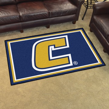 Picture of Chattanooga (UTC) 4'x6' Plush Rug