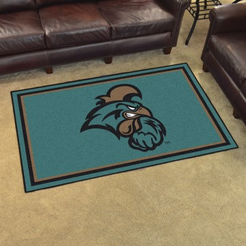 Picture of Coastal Carolina 4'x6' Plush Rug