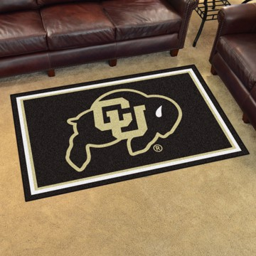 Picture of Colorado 4'x6' Plush Rug