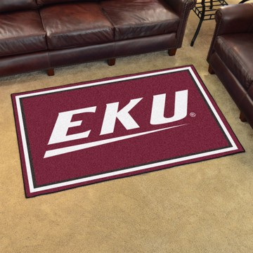 Picture of Eastern Kentucky 4'x6' Plush Rug