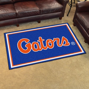 Picture of Florida 4'x6' Plush Rug