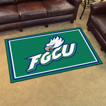 Picture of Florida Gulf Coast 4'x6' Plush Rug