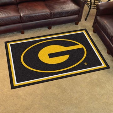 Picture of Grambling 4'x6' Plush Rug
