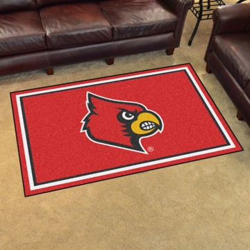 Picture of Louisville 4'x6' Plush Rug